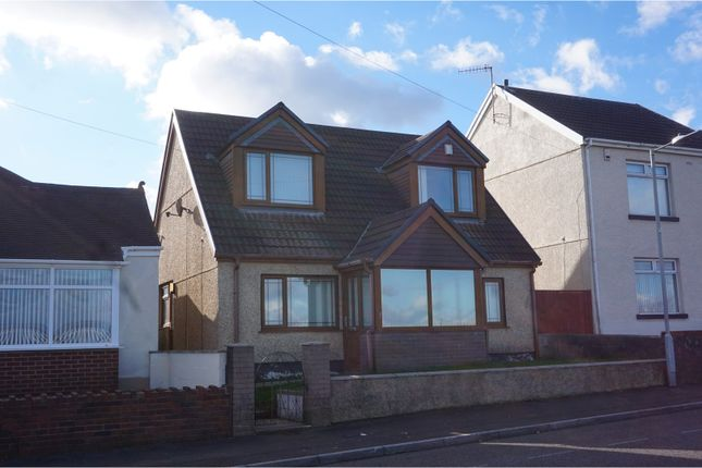Thumbnail Detached house to rent in Mynydd Garnllwyd Road, Morriston