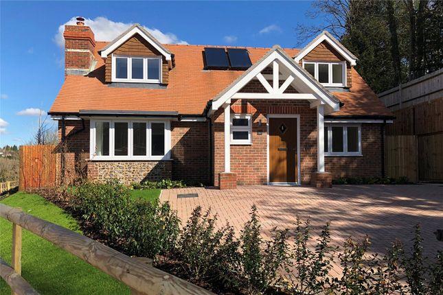 Thumbnail Detached bungalow for sale in The Crescent, Bradenhurst Close, Caterham, Surrey