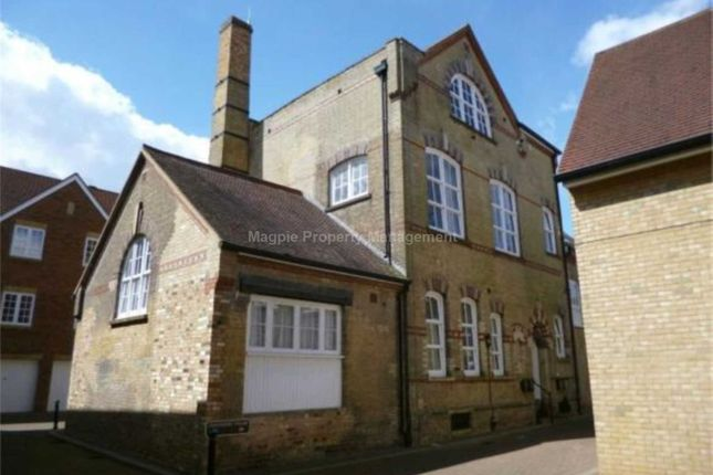 Thumbnail Flat to rent in Chandlers Wharf, St. Neots