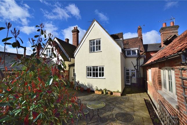 Thumbnail Terraced house for sale in Bentfield Road, Stansted