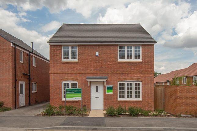Thumbnail Detached house for sale in The Baulk, Houghton Regis, Dunstable
