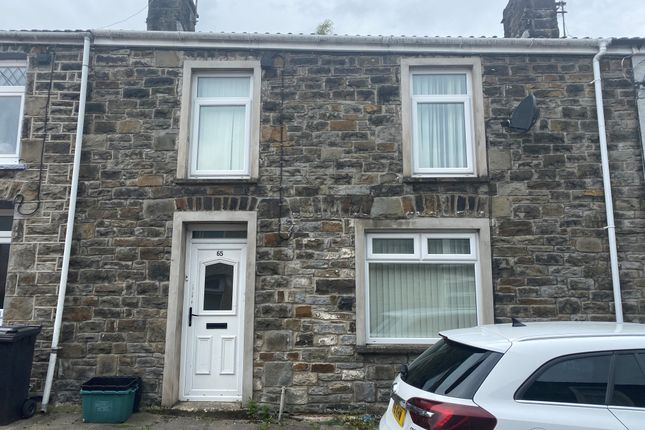 3 bed terraced house to rent in Nightingale Street, Abercanaid CF48