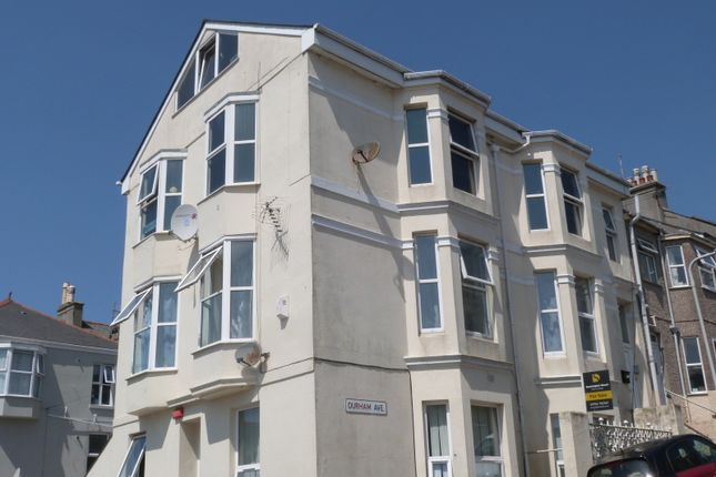 Thumbnail Flat for sale in Durham Avenue, Plymouth
