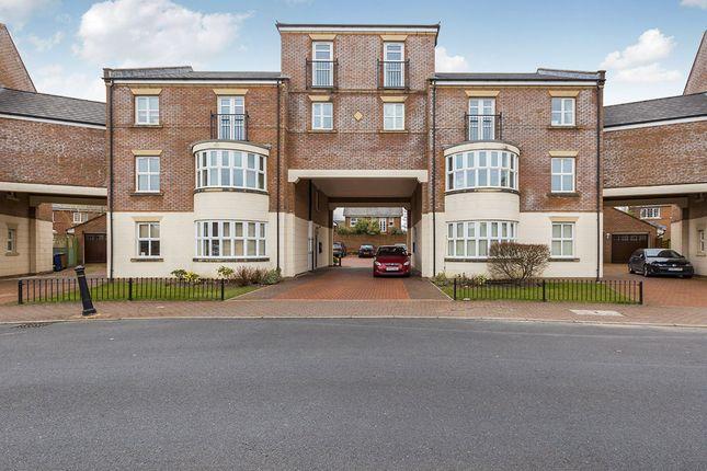 Thumbnail Flat for sale in Dorchester Avenue, Walton-Le-Dale, Preston