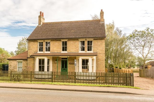 Thumbnail Detached house for sale in Stretham Road, Wilburton, Ely