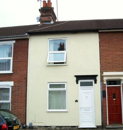 Thumbnail Terraced house for sale in Bradley Street, Ipswich