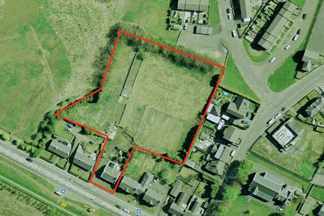 Thumbnail Land for sale in Edinburgh Road, Harthill, Shotts