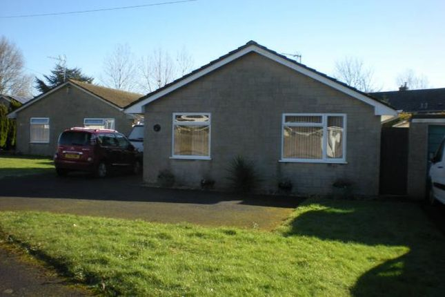 Thumbnail Detached bungalow to rent in Oxencroft, Shaftesbury, Dorset