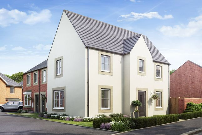 "Thumbnail End terrace house for sale in ""Sabden"" at Mitton Road, Whalley, Clitheroe"