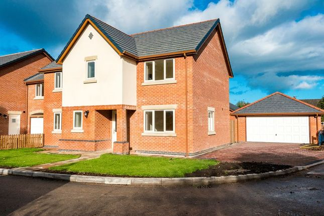 Thumbnail Detached house for sale in Chorley Lane, Charnock Richard, Chorley