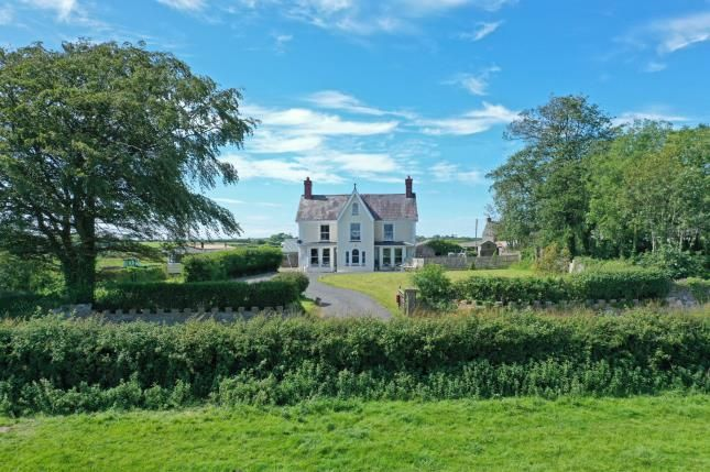 6 bed detached house for sale in brynsiencyn, ynys mon, anglesey, north wales ll61 - zoopla