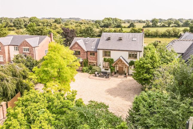 Thumbnail Detached house for sale in Caythorpe Road, Lowdham, Nottingham