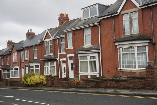 Thumbnail Terraced house to rent in Clark Terrace, Shield Row, Stanley