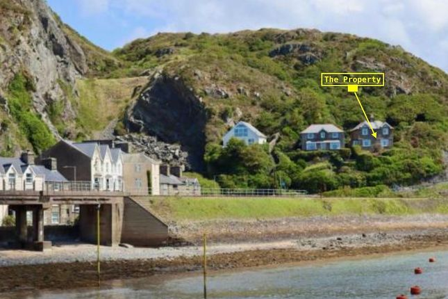 3 bed detached house for sale in Church Street, Barmouth LL42