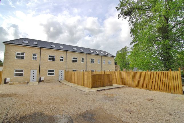 Thumbnail End terrace house for sale in Priory Mews, Horsley, Stroud