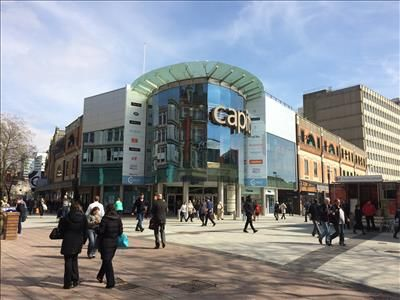 Thumbnail Retail premises to let in Nsu2 Capitol Shopping Centre, Cardiff