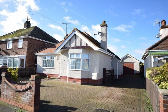 Thumbnail Detached bungalow for sale in Nottingham Road, Holland-On-Sea, Clacton-On-Sea