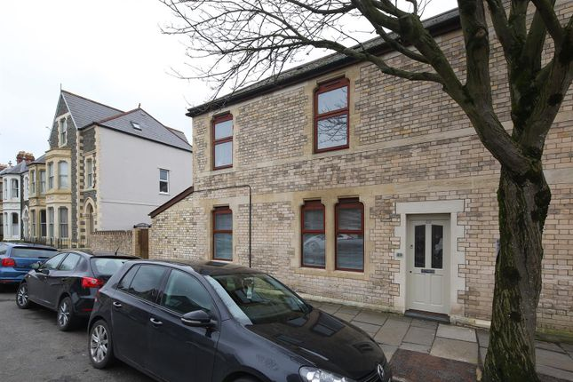 Thumbnail End terrace house for sale in Hamilton Street, Canton, Cardiff
