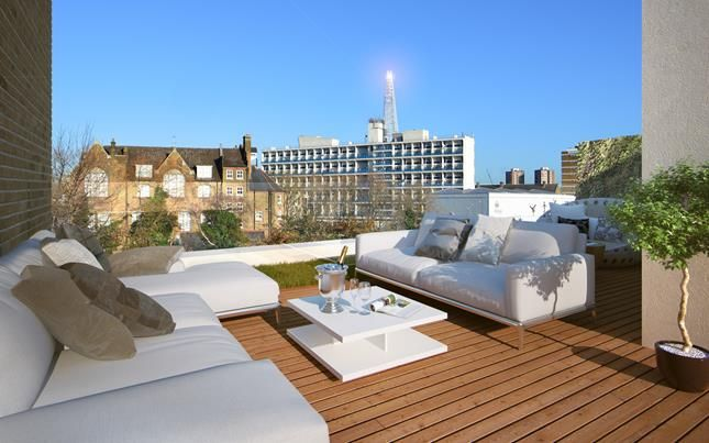 Thumbnail Detached house to rent in Mill Lofts, County Street, London