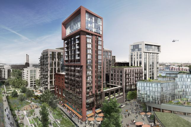 Thumbnail Flat for sale in Ambassador Builiding, 5 New Union Square, London