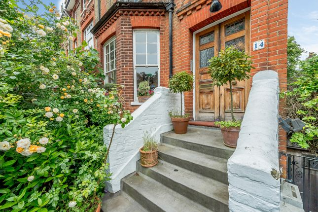 Thumbnail End terrace house for sale in Croftdown Road, London