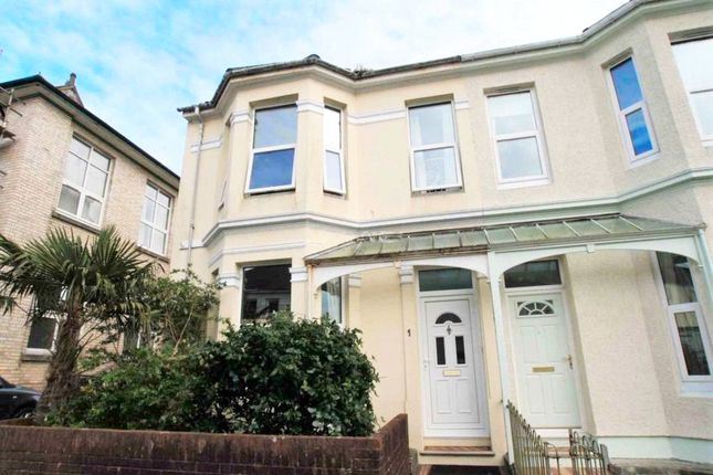 4 bed end terrace house for sale in Westbourne Road, Plymouth, Devon