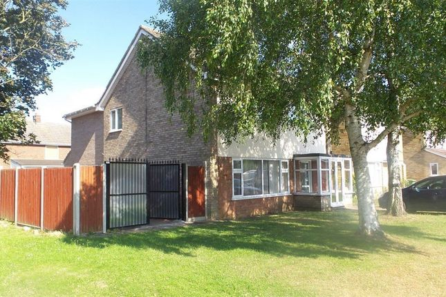 Thumbnail Detached house to rent in Meynell Walk, Peterborough