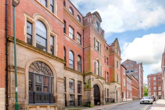 2 bed flat for sale in Plumptre Street, Nottingham NG1