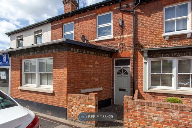 Flat to rent in Station Road, Twyford, Reading