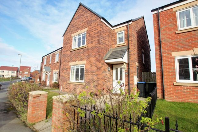 Thumbnail Detached house for sale in Kensington Way, Newfield, Chester Le Street