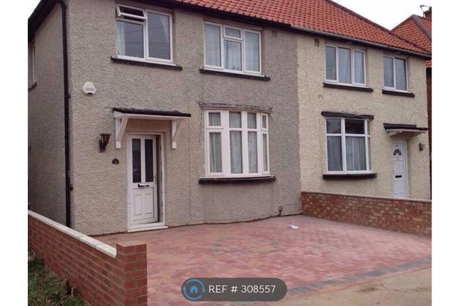 Thumbnail Semi-detached house to rent in Hayes, London