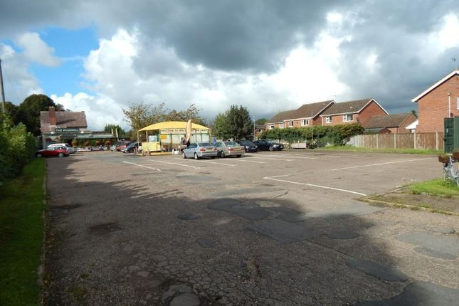 Thumbnail Land for sale in Knox Road, Norwich
