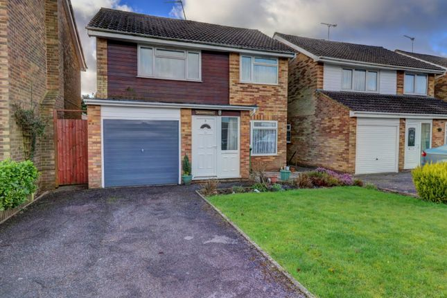 Detached house for sale in Parrs Road, Stokenchurch, High Wycombe, Buckinghamshire