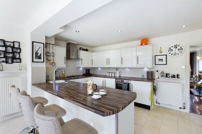 Thumbnail Detached house for sale in Skipton Avenue, Chadderton, Oldham