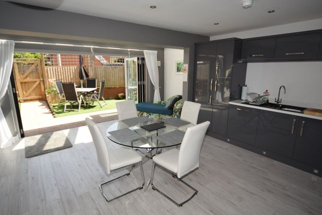 Thumbnail End terrace house for sale in Arlington Mews, Barrow-In-Furness