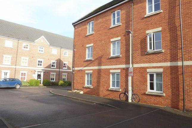Thumbnail Flat for sale in Tolsey Gardens, Tuffley, Gloucester