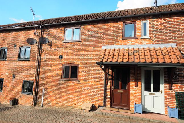 2 bed terraced house to rent in Chandlers Hill, Wymondham, Norfolk NR18