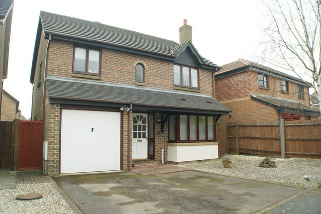 Thumbnail Detached house to rent in Bluebell Close, Kingsnorth