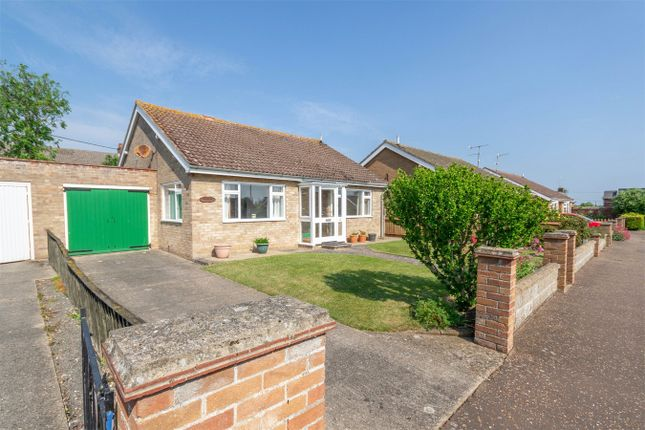 Thumbnail Detached bungalow for sale in Russell Close, Wells-Next-The-Sea