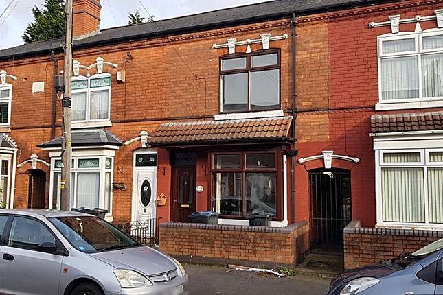 Kenilworth Road, Handsworth, Birmingham B20