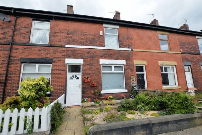 Terraced house for sale in Houghton Street, Bury