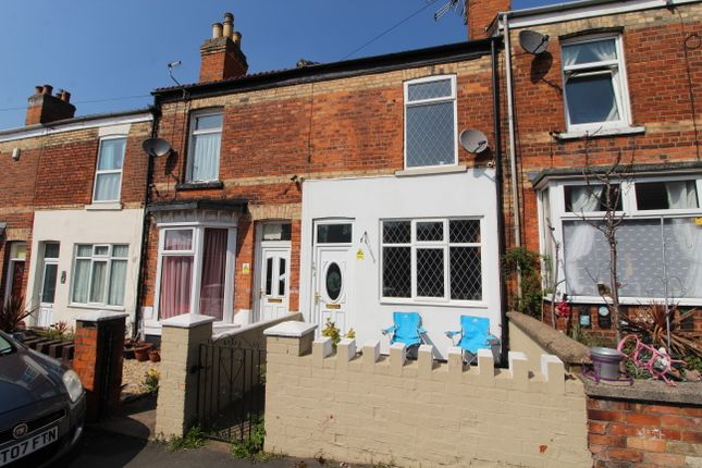 2 bed terraced house for sale in Florence Terrace, Gainsborough, Lincs DN21