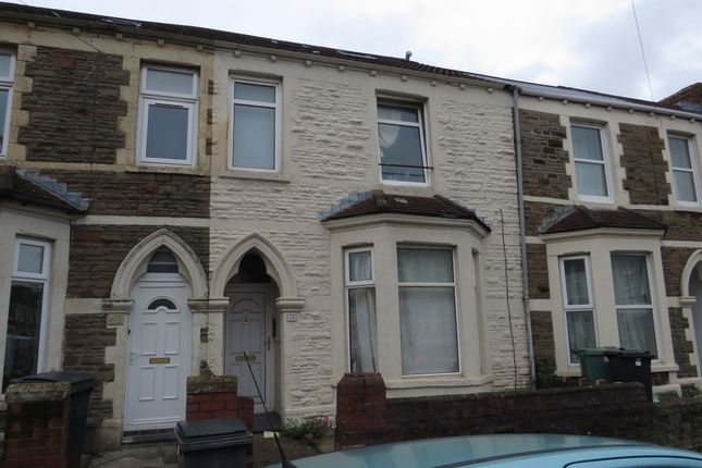 Thumbnail Terraced house for sale in Llantrisant Street, Cathays, Cardiff