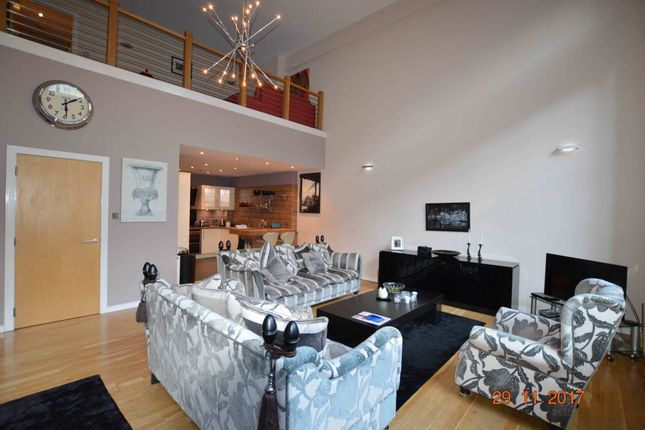 Thumbnail Flat to rent in South Frederick Street, Flat 1/6, City Centre