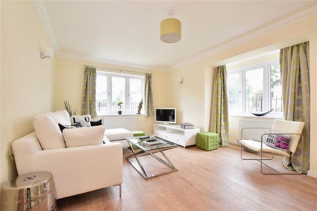 Thumbnail Terraced house for sale in Hillcrest Road, Marlpit Hill, Edenbridge, Kent