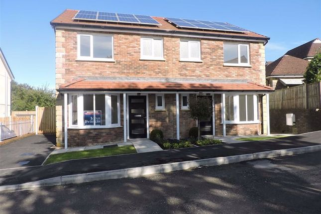 Thumbnail Semi-detached house for sale in Coed Y Cadno, Cwmgwili, Llanelli