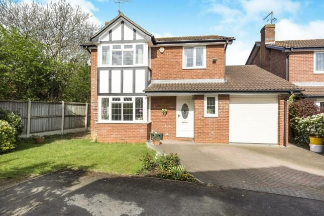 Thumbnail Detached house for sale in Gorse Close, Abbeymead, Gloucester, Gloucestershire