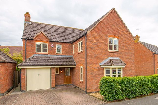 Thumbnail Detached house to rent in Oxfield Park Drive, Old Stratfird, Milton Keynes, Bucks