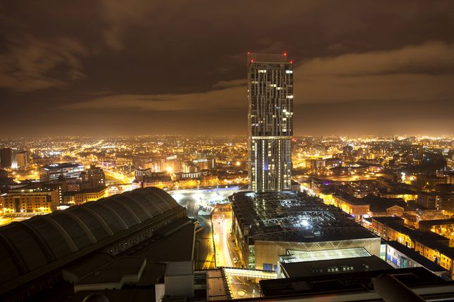 Thumbnail Flat for sale in Ducie Street, Manchester