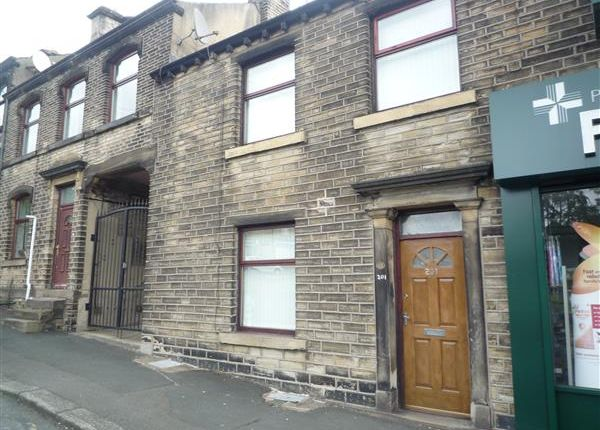 Thumbnail End terrace house to rent in Luck Lane, Marsh, Huddersfield